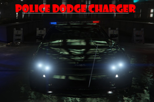Police Dominator (Ford Mustang)