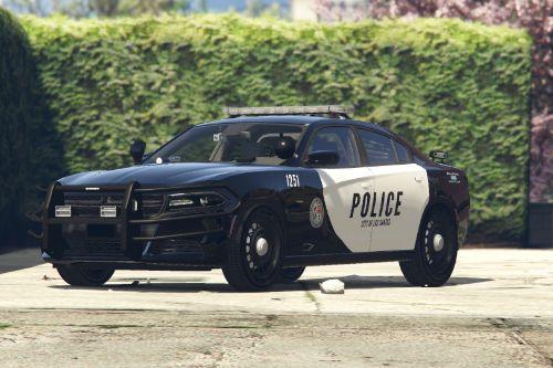 Police Interceptor | Dodge Charger 2019