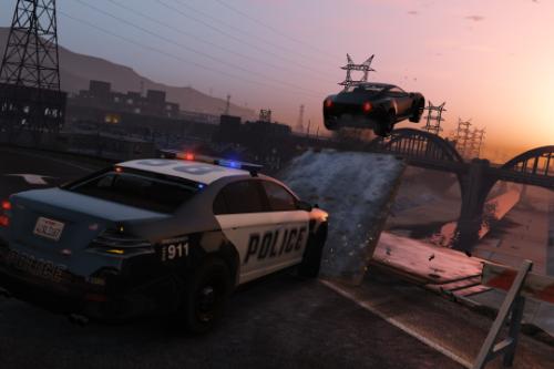 Fdbe30 police chase gta v