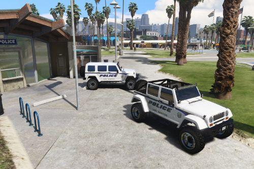 Canis Mesa Police [Add-On | Template]