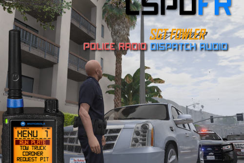 Police Radio (Dispatch Audio) Mod
