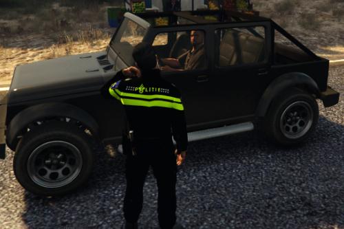 Police Radio On Command