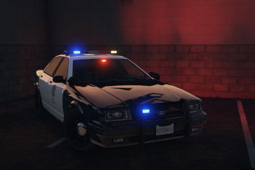 Vanilla work | police restyled
