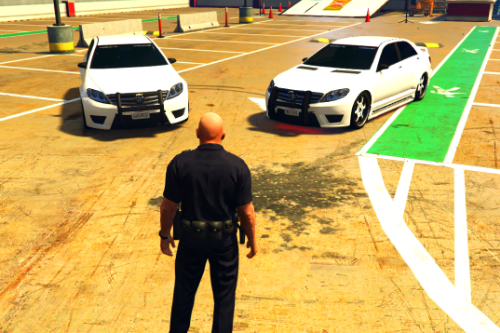 Police Schafter [Add-On | Singleplayer & FiveM ready]