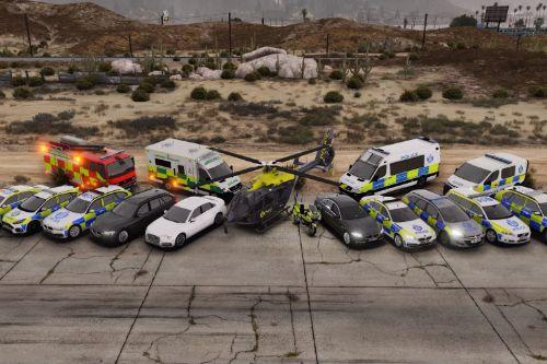 Police Scotland Vehicle Pack [OIV]
