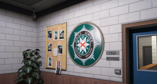 Police Service Northern Ireland Police Station