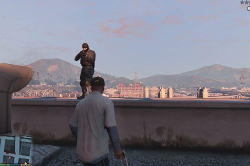 Police Snipers on Rooftops [YMT] (UPDATE)