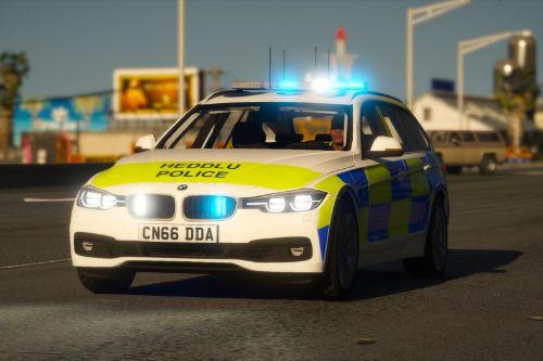 Police South Wales BMW F31 Marked [ELS]