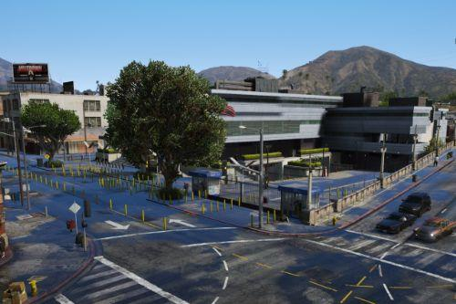 Police station, cardealer and more (YMAP)