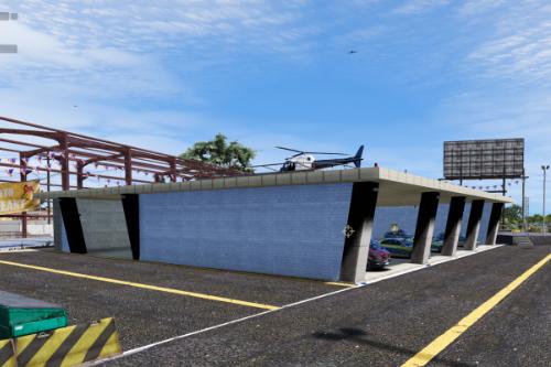 Police Station Paleto Bay [YMAP] [XML]