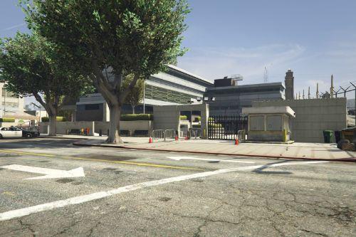 Police Station Portal [XML/YMAP]