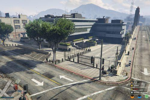 Police Station Garage [YMAP]