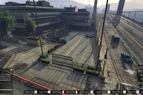 Clean - Police Station [YMAP + XML]