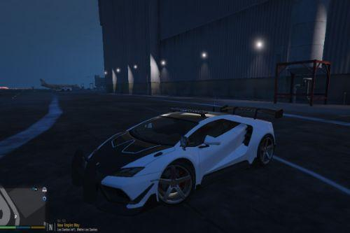Police Tempesta [REPLACE][TUNING]