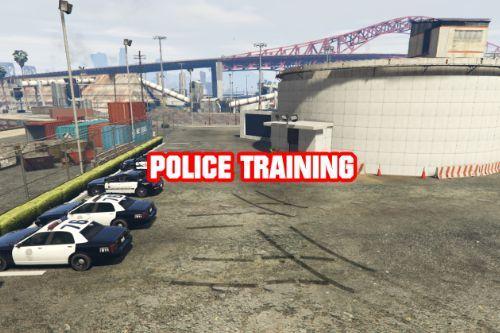 Police training [YMAP]