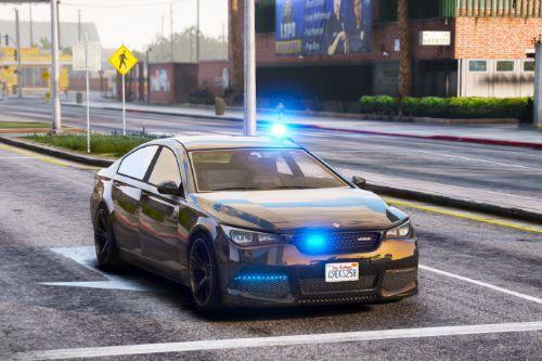 Police Unmarked Oracle / ELS