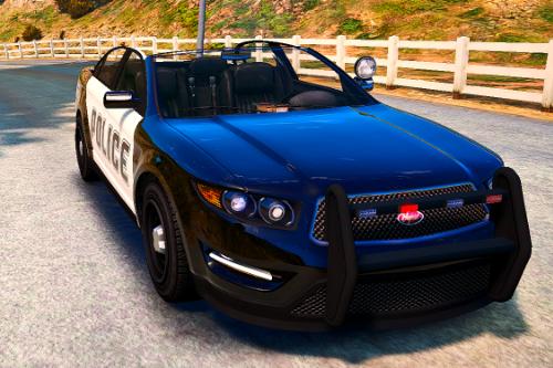 Police Vapid Cabrio/ Replace/ Unlocked