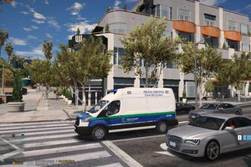 Policía Científica Bonaerense (Argentina)