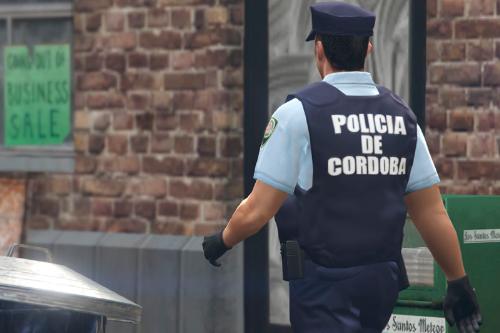 Policia de Cordoba (Argentina)