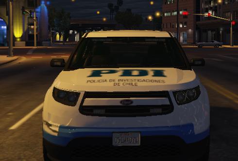 Policía de investigaciones  de Chile [PDI]