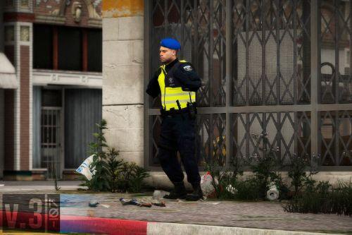 Policia Local Argentina (Buenos Aires)