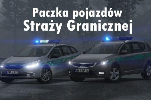 Polish Border Guard Vehicles Pack