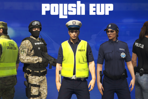 Polish EUP + LSPDFR Backup