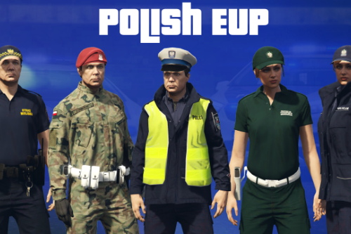 Polish EUP + LSPDFR Backup