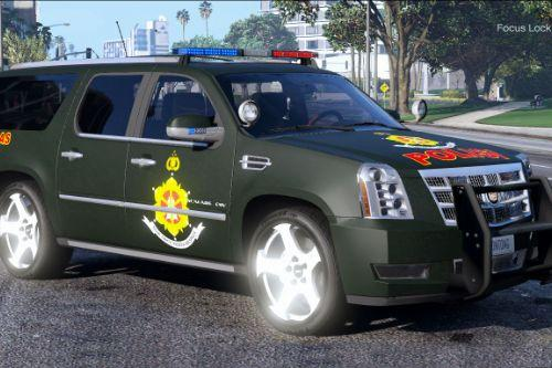 Indonesian Police Jatanras Team Livery