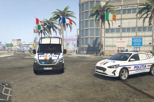 Politia Romana [ Romanian Police ] --MINI PACK--
