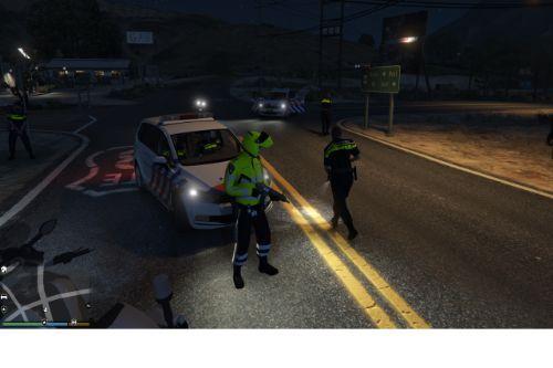 Police uniform fix LSPDFR 0.4.7