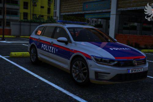 Polizei Österreich VW Passat GTE [Livery]