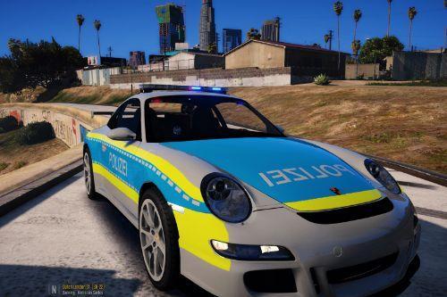 Polizei Porsche GT3 RS ReSkin [1.0]