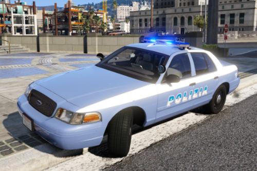 Polizia - Crown Victoria (CVPI)