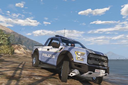 Polizia - Ford  F-150 Raptor
