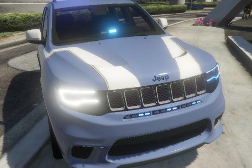 Polizia - Jeep Grand Cherokee Trackhawk (UOPI)