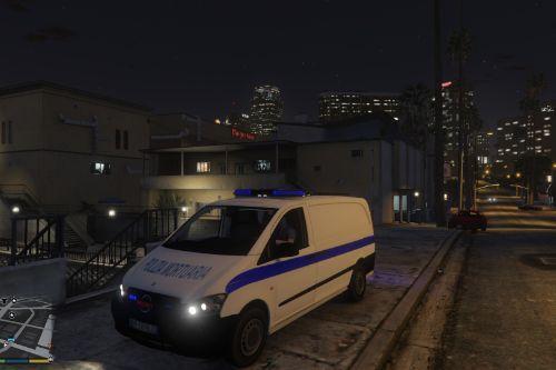 Polizia Mortuaria Mercedes Vito