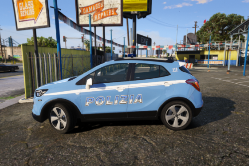 Polizia - Opel Mokka