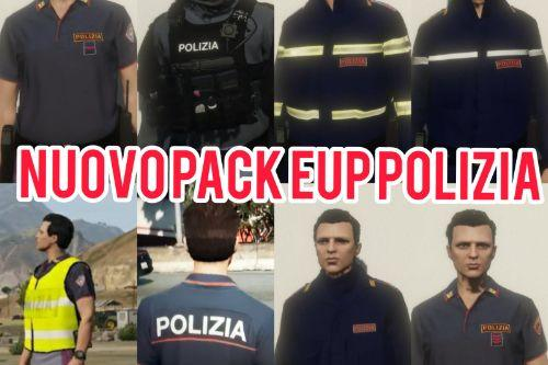 POLIZIA - PACK EUP COMPLETO DIVISE