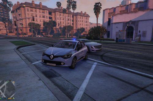 Polizia Stradale Renault Clio