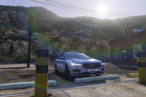 Polizia Stradale - Volvo v90