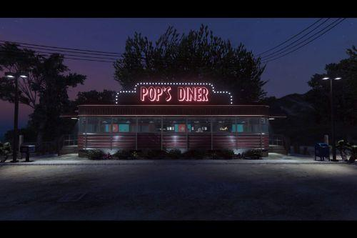 POP's Diner [SP/Freemode]