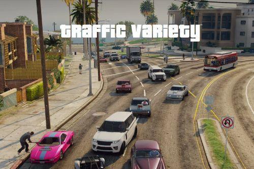 Traffic Variety (Latest Update)
