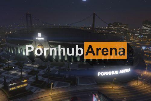 Pornhub Arena [SP | FiveM]