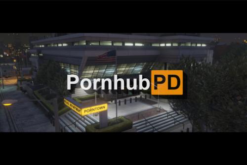 Pornhub PD [SP | FiveM]