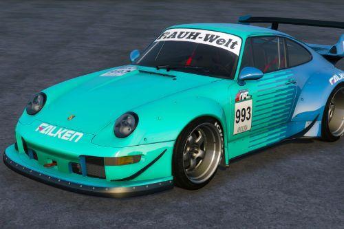 [Porsche 911(993) GT-2 1992 RWB] FALKEN livery