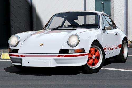 Porsche 911 Carrera RS 1973 [Add-On | Extras | Tuning | Template]