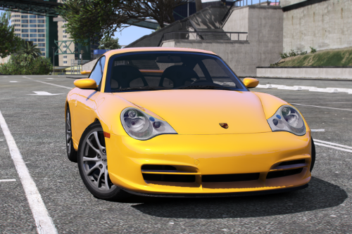 Porsche 911 GT3 [Add-On / Replace]