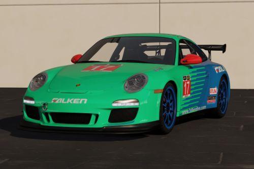 [Porsche 911 GT3]FALKEN livery