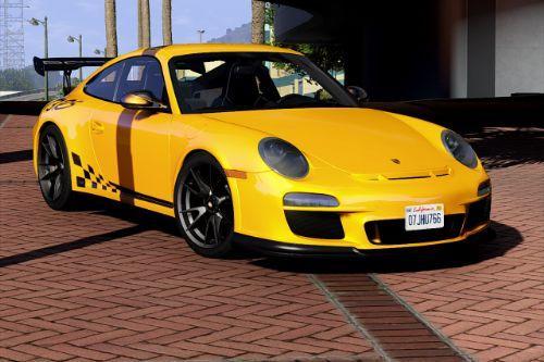 Porsche 911 GT3/GT3 4.0 [Add-On | LODs | Extras | Template]